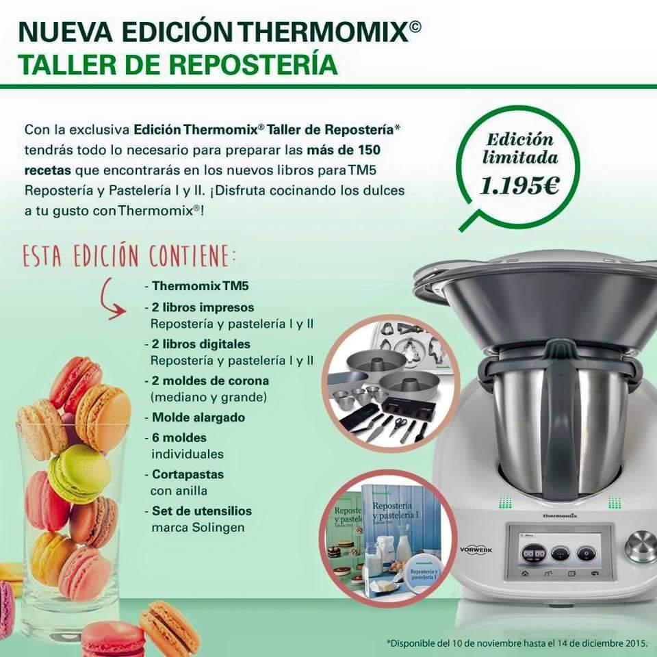 Thermomix® ADELANTA LA NAVIDAD