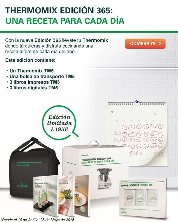 NUEVA EDICIÓN Thermomix® 365