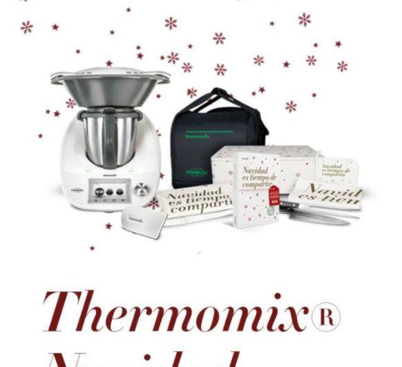 Thermomix® EDICIÓN NAVIDAD 2017