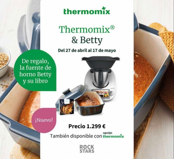 REGALA Thermomix® DIA DE LA MADRE
