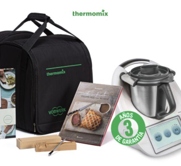 40 ANIVERSARIO DE Thermomix® CON 40 TMX 6 GRATIS