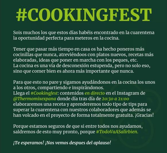 #cookingfest