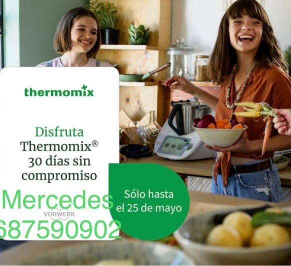 DISFRUTA DE Thermomix® 30 dias Y PRUÉBALA GRATIS