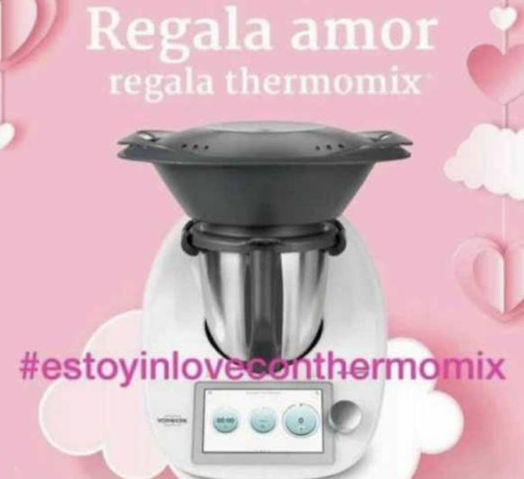 REGALA Thermomix® EN S. VALENTIN