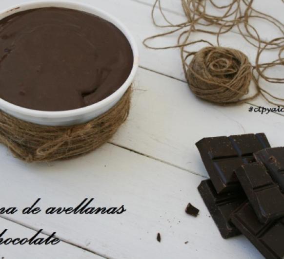 Crema de chocolate y avellanas (Nutella)