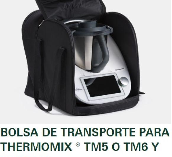 TM6 con bolsa de transporte regalo