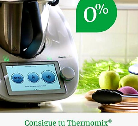 Thermomix® TM6 SÚPER OFERTA !!!!